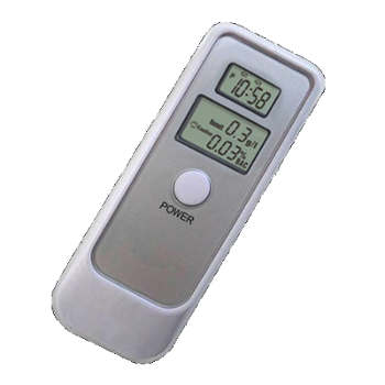 Alcohol Breath Tester LCD